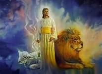 Jesus ,Lion